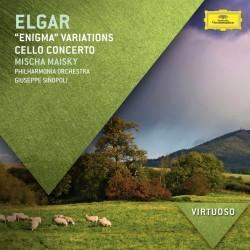 Edward Elgar - Enigma Variations / Cello Concerto - CD