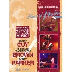 Carlos Santana - Presents The Blues At Montreux 2004 - 3DVD Digipack