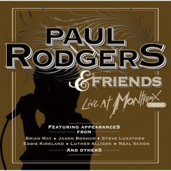 Paul Rodgers & Friends - Live At Montreux 1994 - CD