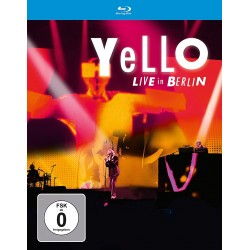 Yello - Live In Berlin - Blu-ray Digipack