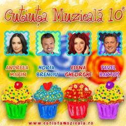 V/A - Cutiuta Muzicala 10 - CD