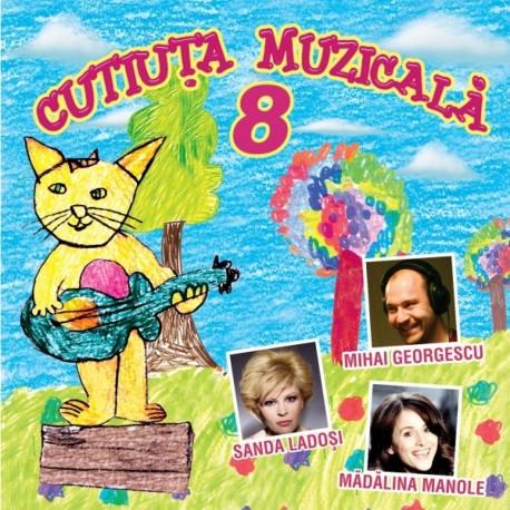 V/A - Cutiuta Muzicala 8 - CD