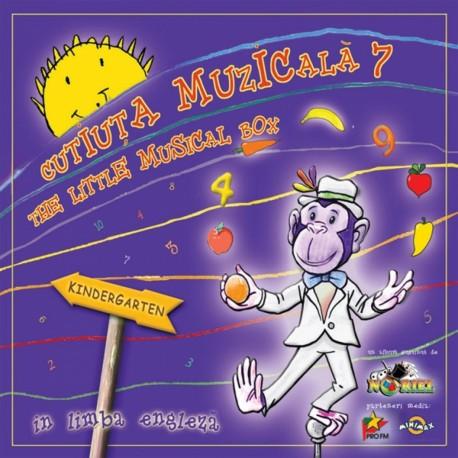 V/A - Cutiuta Muzicala 7 - CD