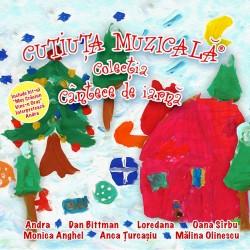 V/A - Cutiuta Muzicala - Colectia Cantece de iarna - CD