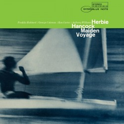 Herbie Hancock - Maiden Voyage - CD