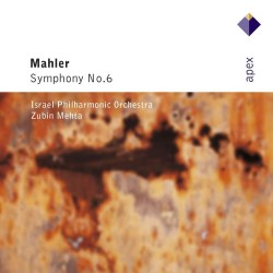 Gustav Mahler - Symphony No.6 - CD