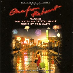 Tom Waits & Crystal Gayle - One From The Heart - CD Digipack