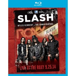Slash - Live At The Roxy 9.25.14 - 2 Blu-ray