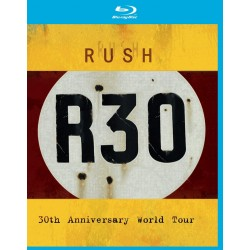 Rush - R30 - Blu-ray Digipack