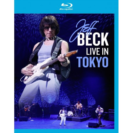 Jeff Beck - Live In Tokyo - Blu-ray