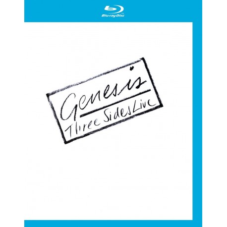 Genesis - Three Sides Live - Blu-ray