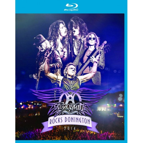 Aerosmith - Rocks Donington 2014 - Blu-ray