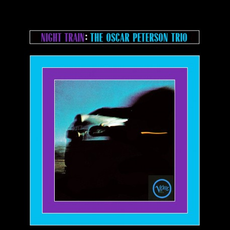 Oscar Peterson Trio - Night Train / The Jazz Soul of Oscar Peterson - CD