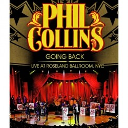 Phil Collins - Going Back Live - DVD