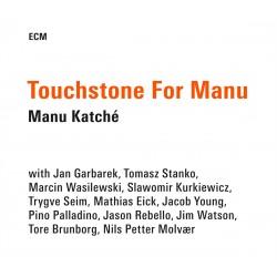 Manu Katche - Touchstone For Manu - CD Digipack