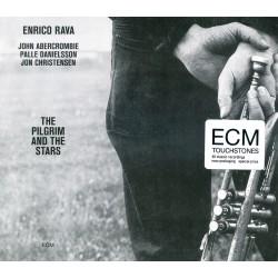 Enrico Rava - Pilgrim & The Stars - CD vinyl replica Enrico Rava - Pilgrim & The Stars - CD vinyl replica