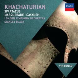 Aram Khachaturian - Spartacus / Gayaneh - CD