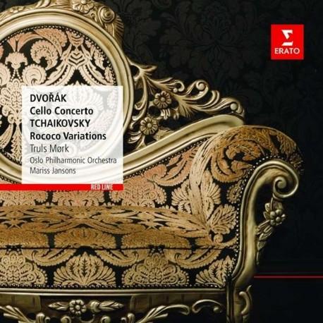 Antonin Dvorak / Pyotr Ilyich Tchaikovsky - Cello Concerto / Rococo Variations - CD