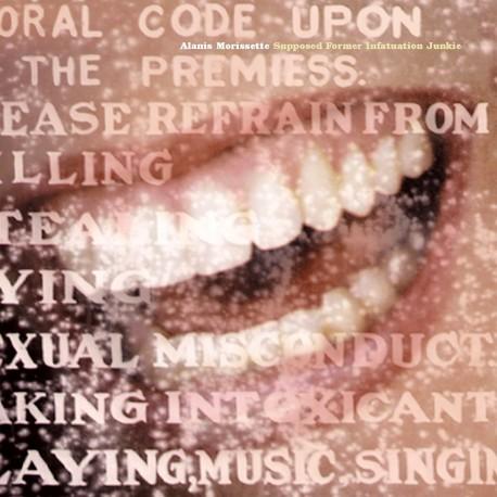 Alanis Morissette - Supposed Former Infatuation Junkie - CD