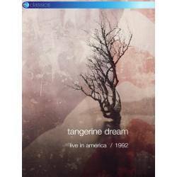 Tangerine Dream - Live In America 1992 - DVD