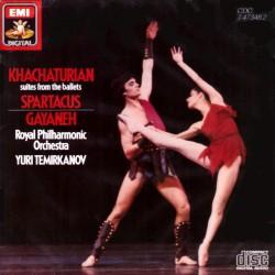 Aram Khachaturian - Spartacus / Gayeneh - CD