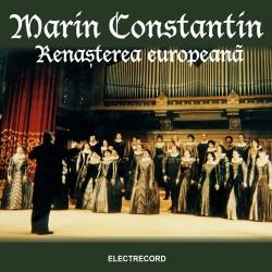 Madrigal / Marin Constantin - Renasterea europeana - CD