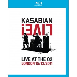 Kasabian - Live at the O2 London 15/12/2011 - Blu-ray + CD