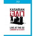 Kasabian - Live at the O2 London 15/12/2011 - Blu-ray + CD