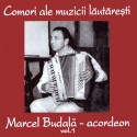 Marcel Budala - Comori ale muzicii lautaresti vol.1 - CD