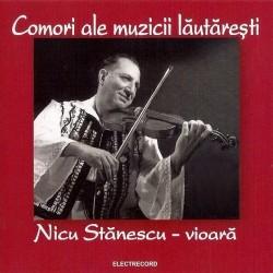 Nicu Stănescu - Comori ale muzicii lautaresti - Vioara - CD
