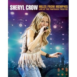 Sheryl Crow - Miles From Memphis - DVD