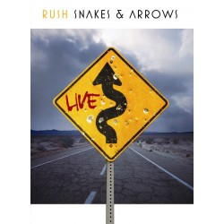 Rush - Snakes And Arrows Live - 3DVD Digipack