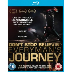 Journey - Don't Stop Believin' Every Man's Journey - Blu-ray