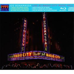 Joe Bonamassa - Live At Radio Music Hall - Cd + Blu-ray