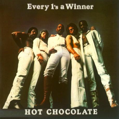 Hot Chocolate - Every 1's A Winner - HQ Vinyl LP