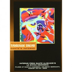 Tangerine Dream - Dante's Inferno - DVD Digipack