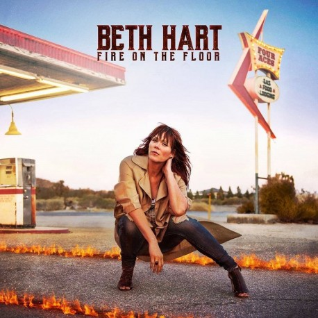 Beth Hart - Fire On The Floor - CD Digipack