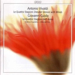 Antonio Vivaldi - Four Seasons - Hybrid SACD