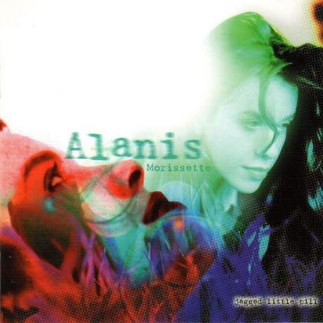 Alanis Morissette - Jagged Little Pill - CD