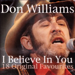 Don Williams - I Believe In You - CD