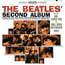 Beatles - Second Album - US Version - CD vinyl replica