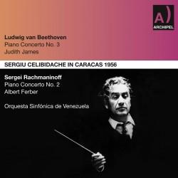 Ludwig van Beethoven / Sergey Rachmaninov - Piano Concertos - CD