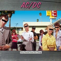 AC/DC - Dirty Deeds Done Dirt Cheap - CD