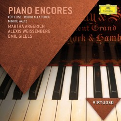 V/A - Piano Encores - CD