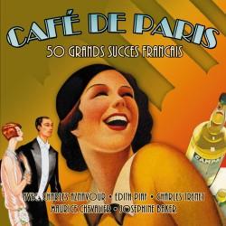 V/A - Cafe de Paris - 2CD