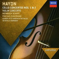 Franz Joseph Haydn - Cello Concertos No.1 & 2 - CD