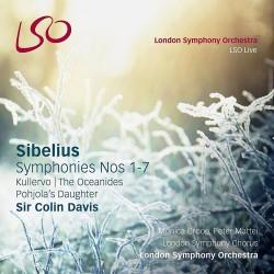 Jean Sibelius - Symphonies Nos 1-7 - 1 Blu-ray + 5 Hybrid SACD