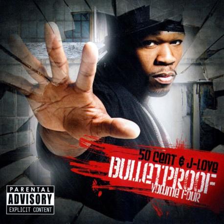 50 Cent & J-Love - Bulletproof V.4 - CD