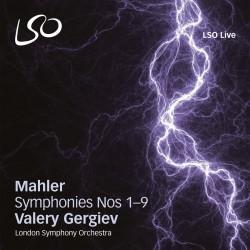 Gustav Mahler - Symphonies Nos. 1-9 - 10 Hybrid SACD