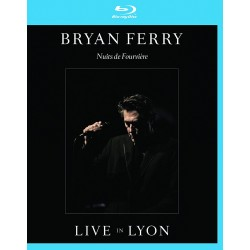 Bryan Ferry - Live In Lyon - Blu-ray